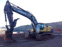 2008 VOLVO EC240C LR Excavator