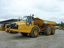 2012 CATERPILLAR 740B Truck - A