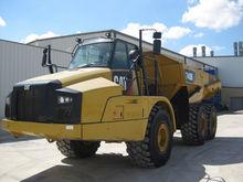 2013 CATERPILLAR 740B Truck - A