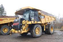 2012 CATERPILLAR 773G Truck - R