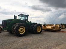 2012 JOHN DEERE 9530 Tractor -