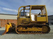JOHN DEERE 650G Dozer - Crawler