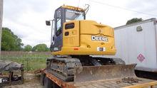 2014 JOHN DEERE 85G Excavator -