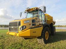 2014 BELL B30E Truck - Rigid Fr