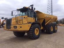 2014 BELL B40D Truck - Rigid Fr