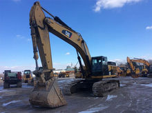 2010 CATERPILLAR 345DL Excavato