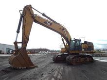 2011 CATERPILLAR 374D L Excavat