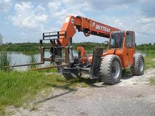 2008 SKY TRAK 10042 Forklift -
