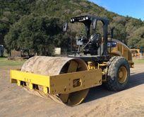 2012 CATERPILLAR CS56B Compacto