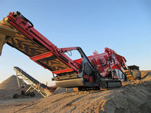 2012 SANDVIK QE440 Screen
