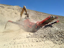 2012 SANDVIK QE340 Screen