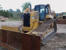 2012 Caterpillar D6N LGP II