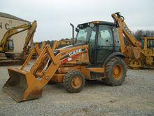 Used 2011 Case 580N