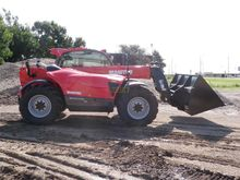 Used 2016 Manitou ML