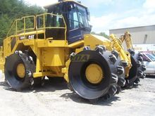 Used Caterpillar 826