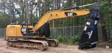 2012 Caterpillar 329EL w/ Shear