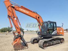 2012 Hitachi ZX160 LC-5