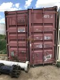 1987 SHIPPING CONTAINER