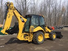 2010 Caterpillar 420E IT