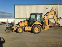 2012 Caterpillar 420E IT