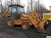 Used 2007 Case 580SM