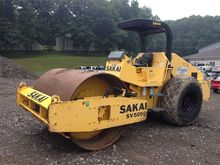 Used 2006 Sakai SV50