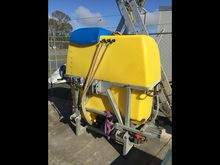 2015 C-DAX GOLDLINE 1200L SPRAY