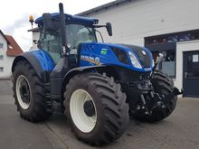2017 New Holland T7.290 AC