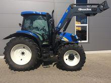 2008 New Holland T 6020 Elite