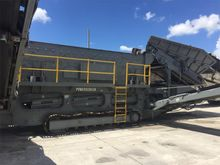 2006 Powerscreen H6203 Screens