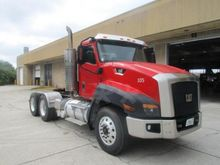 2012 Caterpillar CT660L Truck