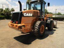 2011 Case 621E Wheeled Loader