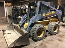 Used HOLLAND LS180 i
