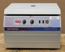 Used Beckman Allegra