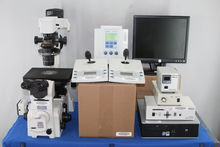 Nikon Eclipse TE2000-U Microsco