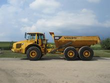 Used 2001 VOLVO A35D