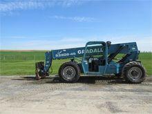 Used 2005 GRADALL 53