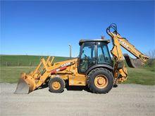 2005 CASE 580SM II