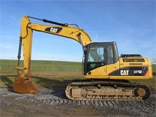2009 CATERPILLAR 315DL