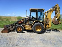 2001 CATERPILLAR 420D IT
