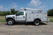 2008 FORD F550 SD
