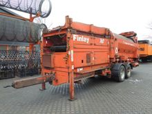 2003 Other Finlay 760 screen dr