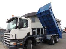 Used 2000 Scania 114