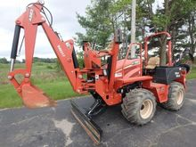 2012 DITCH WITCH RT80