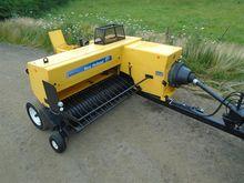 2011 New Holland BC5070 Baler
