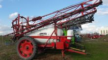 1990 Nodet KV2 Trailed sprayer