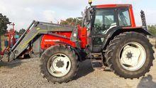 Used 1998 Valtra 805