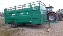 1996 Lambert BE 50 Livestock tr