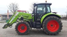 2010 Claas ARION 510 Farm Tract