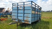 1982 Lambert B435 Livestock tra